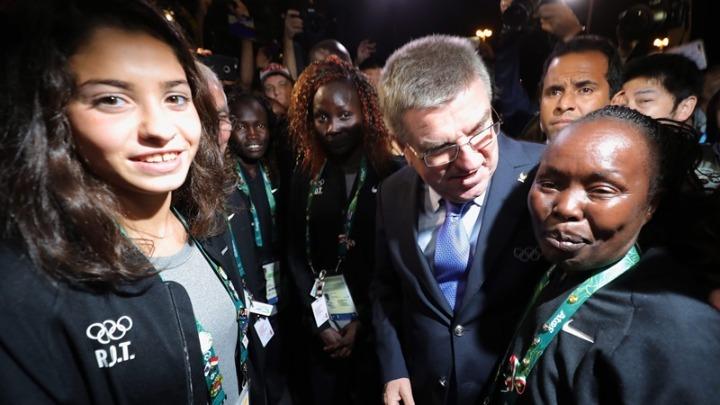 Μπαχ: «Η μεγαλύτερη ομάδα προσφύγων θα εμπνεύσει τον κόσμο»