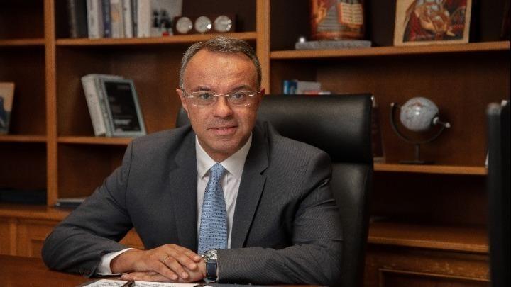 Χρ.Σταϊκούρας: Η κανονικότητα επιστρέφει στην οικονομία αλλά η πολιτεία θα στηρίξει τις επιχειρήσεις όσο χρειαστεί