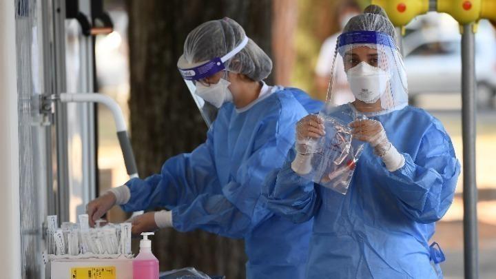 Κορονοϊός: 2.070 νέα κρούσματα, 147 διασωληνωμένοι, 5 θάνατοι