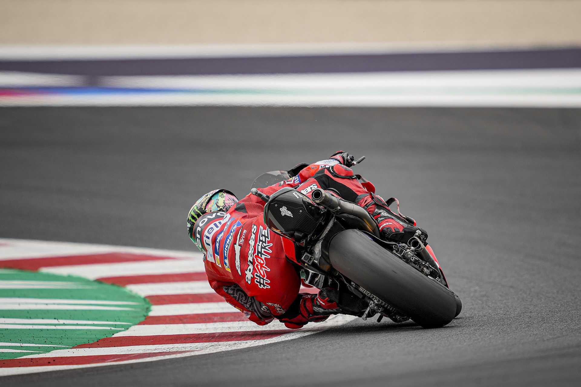 Eμφατική νίκη Bagnaia με Ducati στο Σαν Μαρίνο